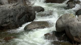 Rushing Water Stream