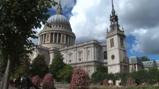 Saint Pauls Cathedral Steeples