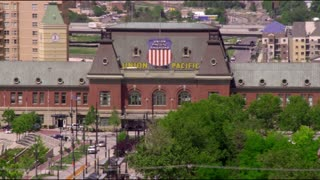 Salt Lake Railroad Station
