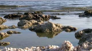 Salton Sea Rocky Beach