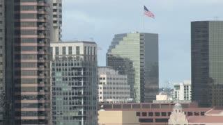 San Diego City skyline daytime