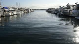San Diego Docks