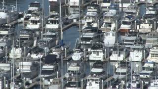 San Diego Harbor marina boats yachts