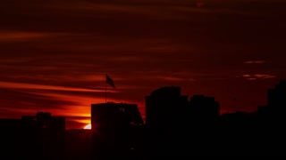 San Diego Sunrise Time Lapse