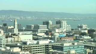 San Francisco Bay City Timelapse
