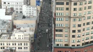 San Francisco City Traffic