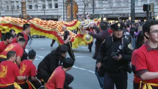 San Francisco Dragon Parade