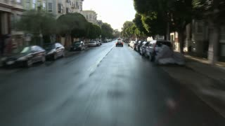 San Francisco Driving POV
