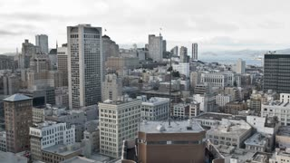 San Francisco Skyline Timelapse 2
