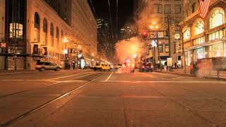 San Francisco Streetside