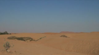 Sand Desert Mounds