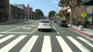 Santa Monica Driving Timelapse