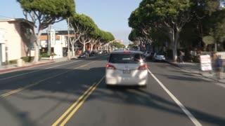 Santa Monica Driving