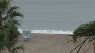 Santa Monica Lifeguard Tower