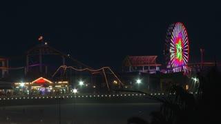 Santa Monica Pier Rides