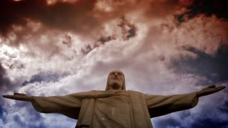 Savior Statue