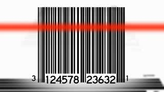 Scanning Scrolling Barcodes