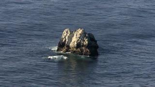 Scattered Coastal Boulders
