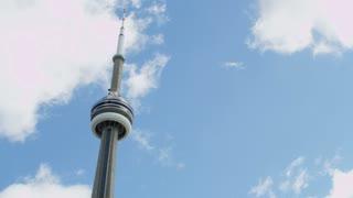 Scenic CN Tower