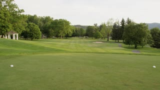 Scenic Greenbrier Golf Course