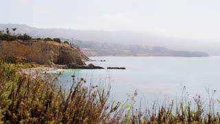 Scenic Hazy Cove