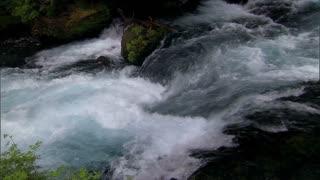 Scenic Sahalie Falls