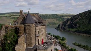 Schonburg Castle on River 2