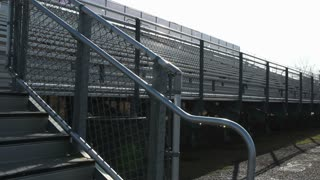 School Sports Bleachers