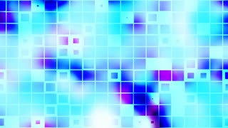 Scrolling Blue & Purple Squares