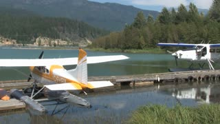 Seaplanes In Whistler