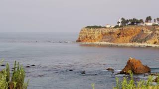 Secluded California Coastline