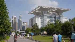 Shanghai Museum of Urban Planning