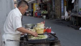 Shanghai Street Cook