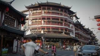 Shanghai Street Scene 2