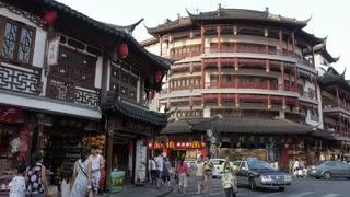 Shanghai Street Scene