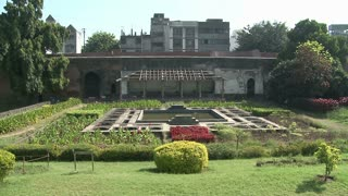 Shaniwar Wada Palace Grounds