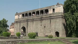 Shaniwar Wada Palace in Pune India