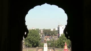 Shaniwar Wada Palace Views in India