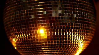 Shimmering Disco Groove