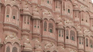 Side of Hawa Mahal