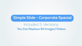 Simple Slide - Corporate Special