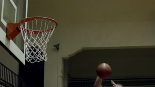 Slam Dunk in Slow Motion 4
