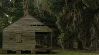 Slave Shack Deep South Relic