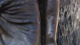 Slavery Monument Angle 2