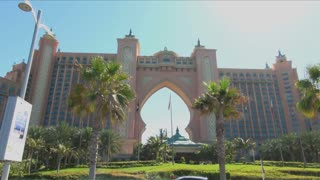 Sleekly Designed Atlantis Luxury Resort