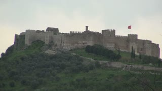 Slight Zoom From Old Fort on Selcuk Hill