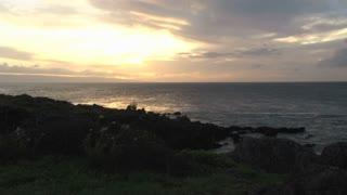 Slope of Hawaiian Island 4