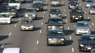 Slow Commute Traffic