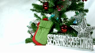 Slow Mo Seasons Greetings Falling Gifts 2