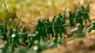 Slow Motion Army Men Battle 2